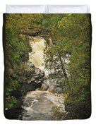 Canyon Falls 2 Duvet Cover