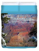 Canyon Mystique Duvet Cover