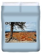 Canyon Overlook Duvet Cover