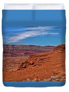 Canyon Rim Duvet Cover