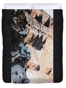 Canyon Side Duvet Cover