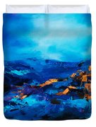 Canyon Song Duvet Cover