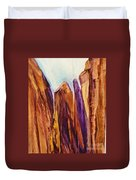 Canyon Splendor Duvet Cover