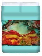 Canyon Storm Duvet Cover