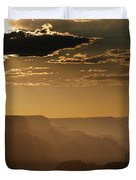 Canyon Strata Duvet Cover