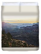 Canyon Sundown Duvet Cover