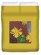 Canyon Sunflower Duvet Cover