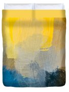 Canyon Sunrise Duvet Cover