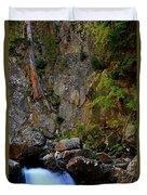 Canyon Wall Duvet Cover