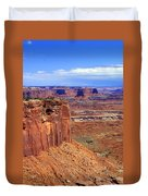 Canyonlands 4 Duvet Cover