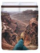 Canyonlands Duvet Cover