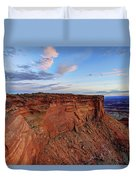 Canyonlands Delight Duvet Cover by Chad Dutson
