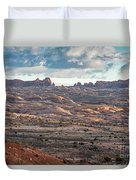 Arches National Park - Morning Duvet Cover