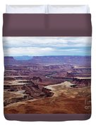 Canyonlands National Park, Utah Duvet Cover