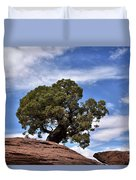 Canyonlands Tree Duvet Cover