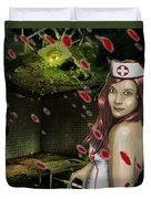 Caotic Nurse Duvet Cover