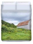 Cape Breton Barn Duvet Cover