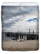 Cape Cod Bay Duvet Cover