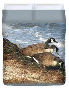 Cape Cod Beachcombers 1 Duvet Cover