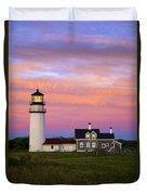 Cape Cod Light Truro Duvet Cover