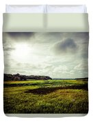 Cape Cod Marsh 1 Duvet Cover