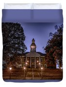 Cape Courthouse Duvet Cover