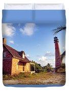 Cape Florida 2 Duvet Cover