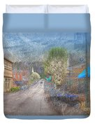 Cape Girardeau Missouri  Duvet Cover