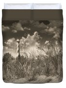 Cape Hatteras Lighthouse 3 Duvet Cover