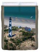 Cape Lookout 4 Duvet Cover
