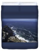 Cape Point, South Africa Duvet Cover
