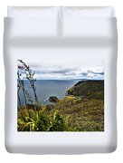 Cape Reinga North Island New Zealand Duvet Cover