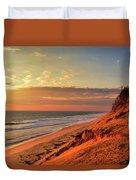 Cape Sunrise Sands Duvet Cover