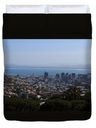 Cape Town Duvet Cover