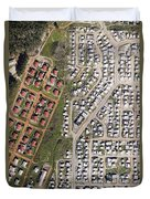 Cape Town Is Booming In All Directions Duvet Cover