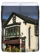 Capppy's Chowder House Duvet Cover