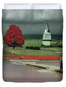 Capital Fields Duvet Cover