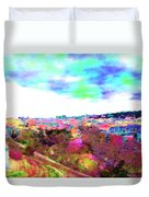Capital Duvet Cover