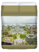 Capital Panoramic Duvet Cover