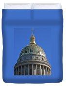 Capitol Dome Charleston Wv Duvet Cover