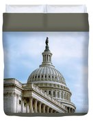 Capitol Dome Duvet Cover