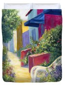 Capitola Dreaming Duvet Cover