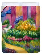 Capitola Dreaming Too Duvet Cover