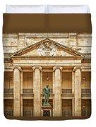 Capitolio Nacional Duvet Cover