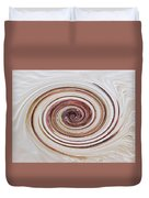 Cappucchino Whip Duvet Cover