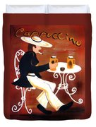 Cappuccino Duvet Cover