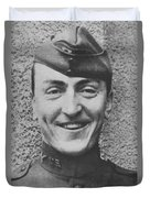 Captain Eddie Rickenbacker Duvet Cover by War Is Hell Store