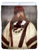Captain Of The Guild Of St. Maurice Duvet Cover