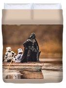 Captain Vader Duvet Cover