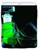 Captains Decanter Duvet Cover by Paul Wear
